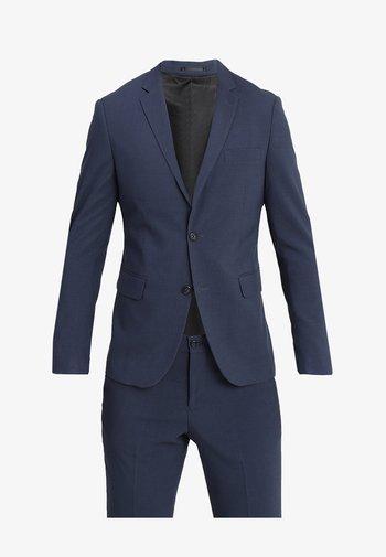 PLAIN SUIT  - Suit - blue melange