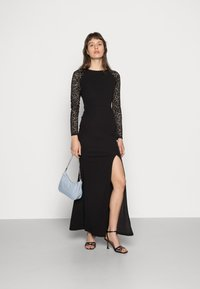 WAL G. - SLEEVE MAXI - Cocktail dress / Party dress - black - 2