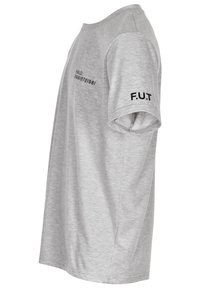 HALO - T-shirts print - lt grey melange - 5