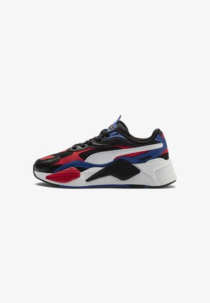 RS-X³ BRIGHT L YOUTH  - Trainers - black / red