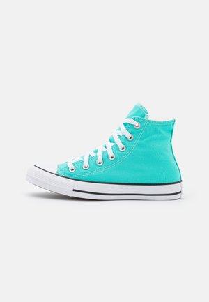 CHUCK TAYLOR ALL STAR COLOR UNISEX - Sneakers alte - electric aqua