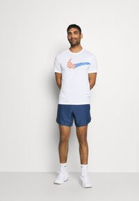 Nike Performance - SHORT - Short de sport - mystic navy/black - 1