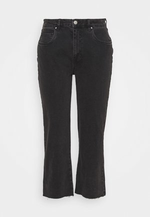 MILLIE - Straight leg jeans - black
