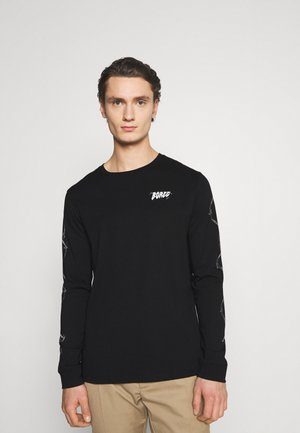 UNISEX - Long sleeved top - black