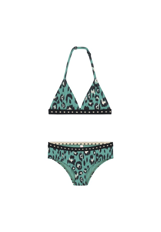 LEOPARD - Bikini - green