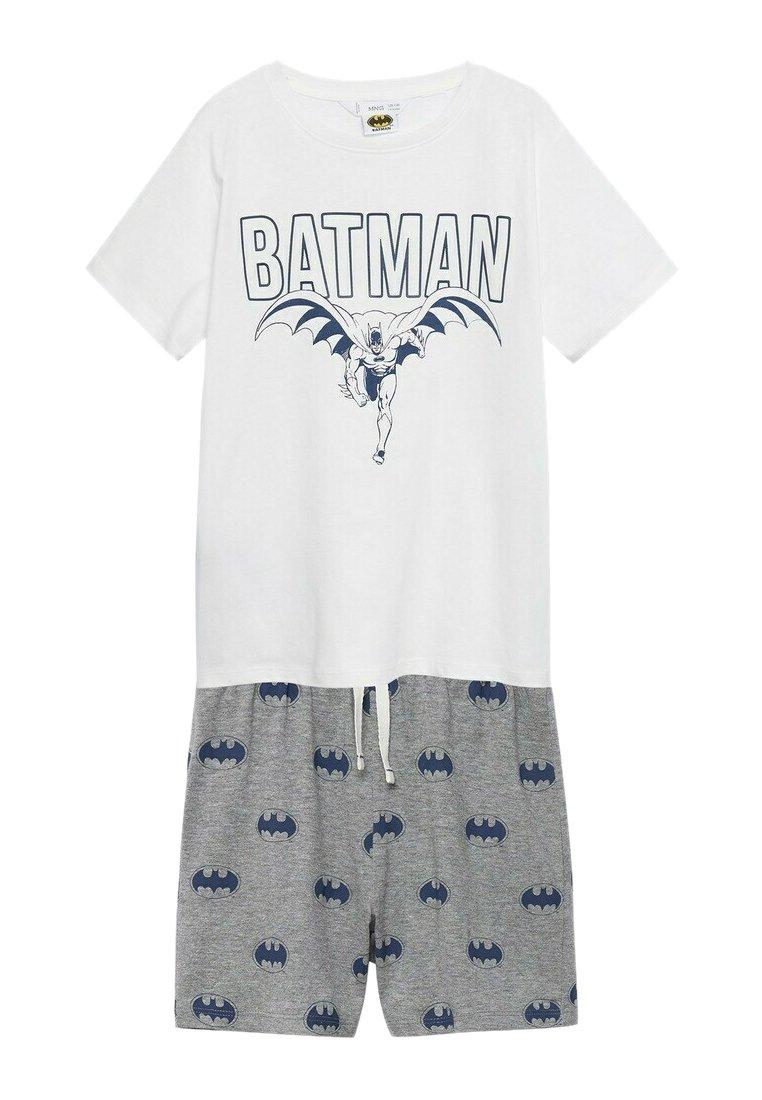 Kinder BATMAN SET - Nachtwäsche Set