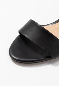 Clarks - AMALI JEWEL - Sandals - black - 2
