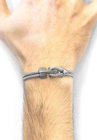 Anchor & Crew - BRIXHAM - Bracelet - grey - 0