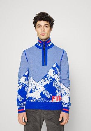 CALE - Pullover - blau