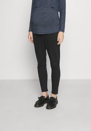 HARLAN - Slim fit jeans - black wash