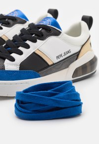 Pepe Jeans - MARBLE URBAN - Trainers - white - 5