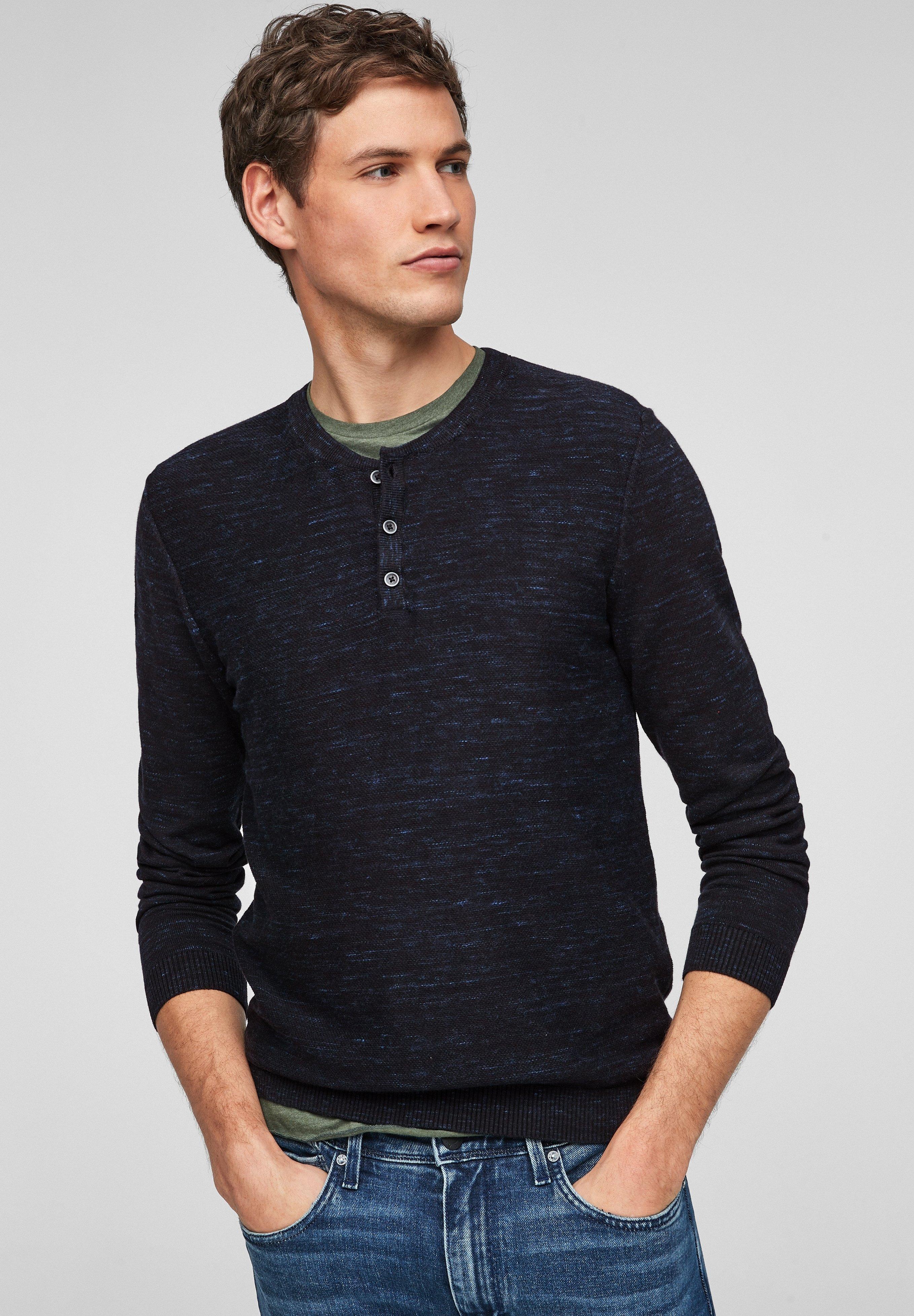 Homme AUS STRICK - Pullover
