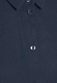 Anna Field - Linen Shirt - Button-down blouse - blue - 2