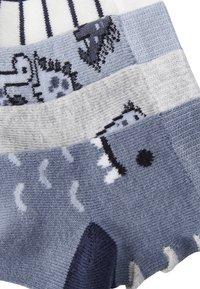 Next - 5 PACK DINOSAUR SOCKS - Socks - blue - 6