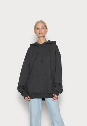 DAMIEN HOODIE - Sweatshirt - graphite