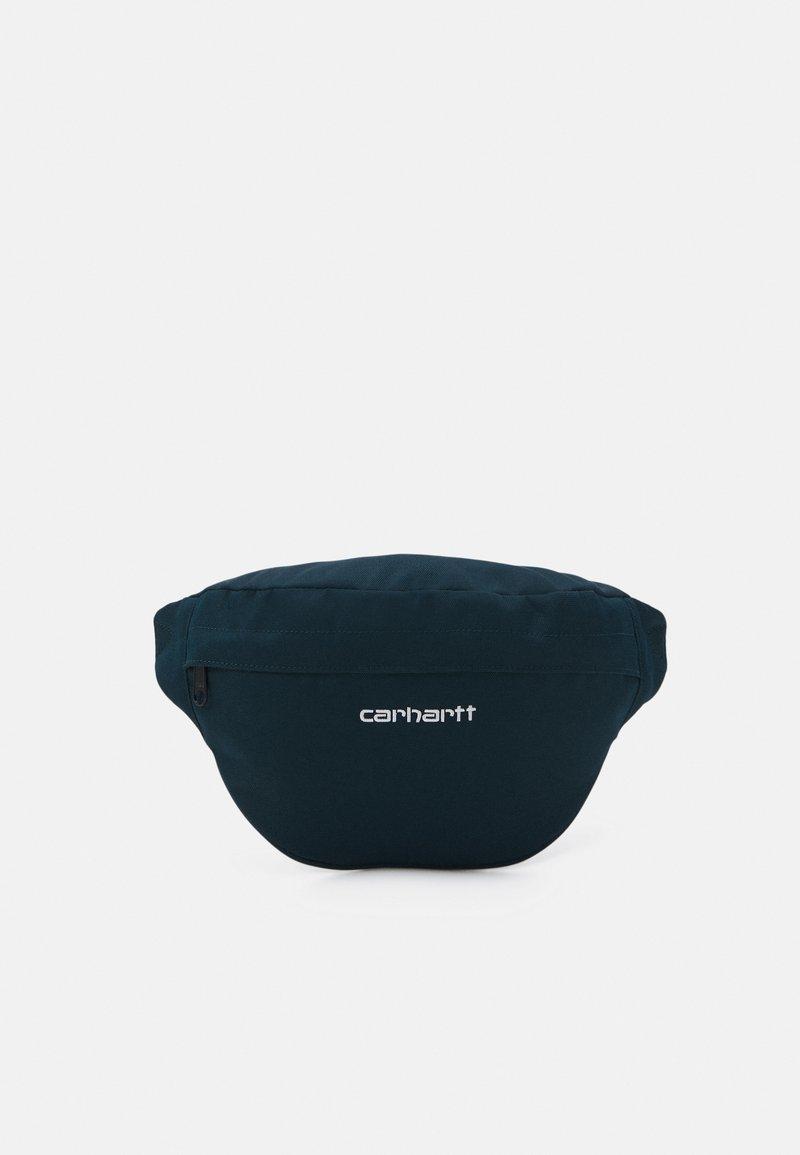Carhartt WIP - PAYTON HIP BAG UNISEX - Ledvinka - deep lagoon/white