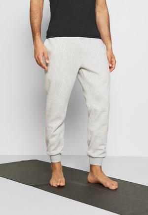 LONG PANTS - Pantalones deportivos - lightgrey melange