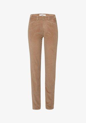 STYLE SHAKIRA - Jeans Skinny Fit - camel
