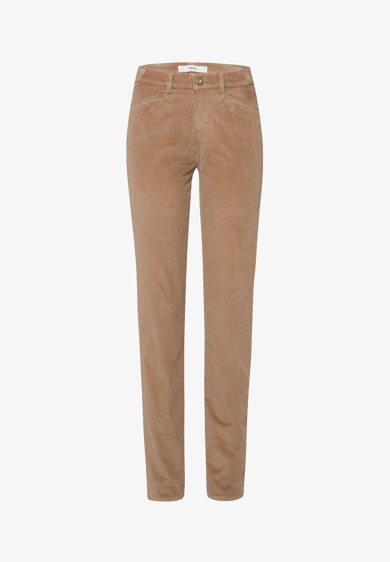 BRAX - STYLE SHAKIRA - Jeans Skinny Fit - camel