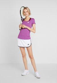 Lotto - SQUADRA SKIRT - Sportovní sukně - brilliant white - 1