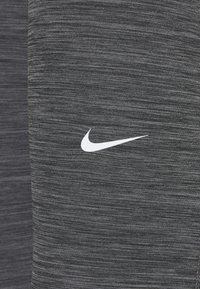 Nike Performance - Leggings - black/heather/white - 6
