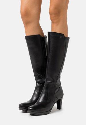 BOOTS - Stiefel - black