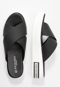Ilse Jacobsen - DAISY - Pantofle - black - 3