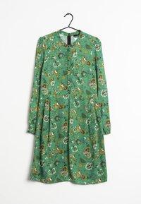 SET - Shirt dress - grün - 0