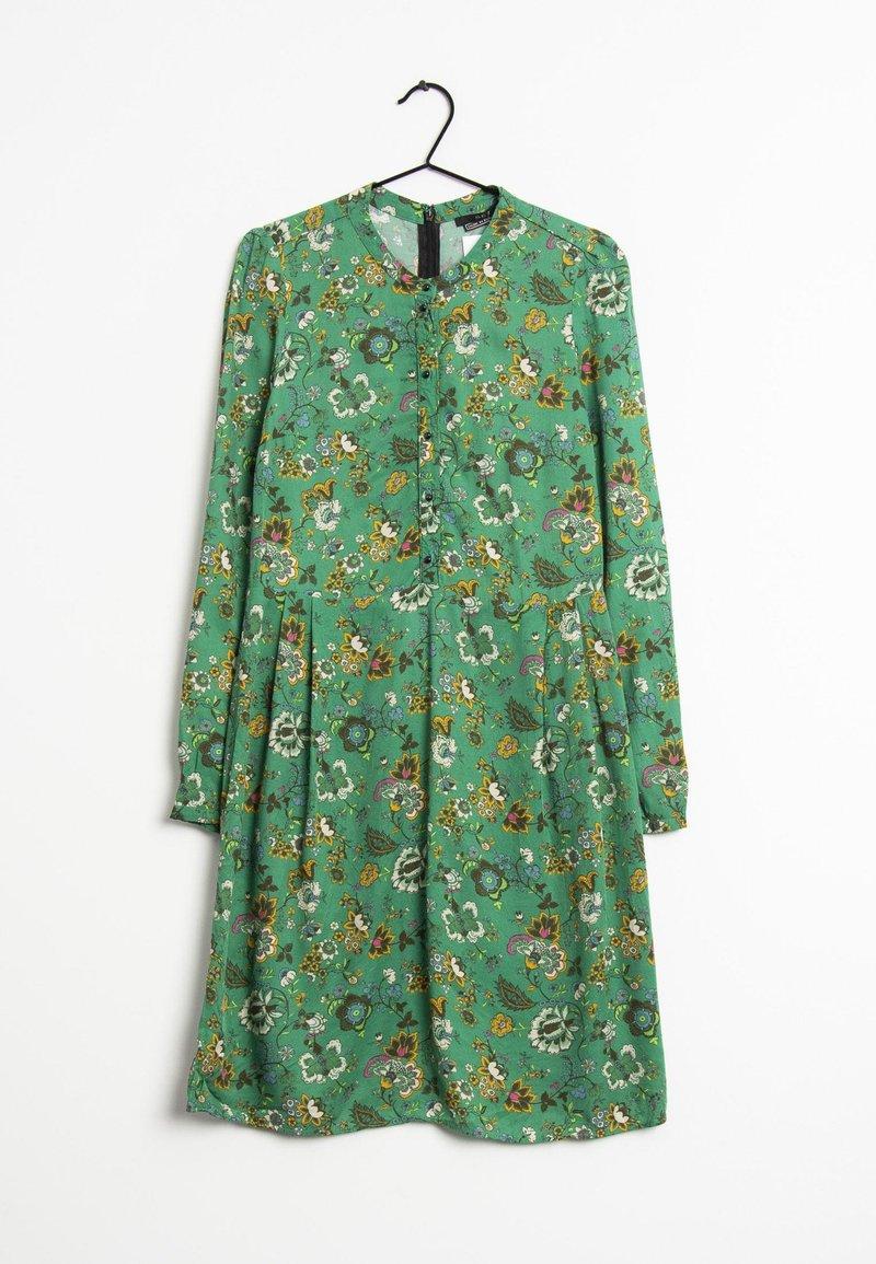 SET - Shirt dress - grün