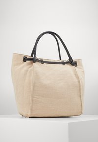 U.S. Polo Assn. - ELMORE - Tote bag - natural/black - 2
