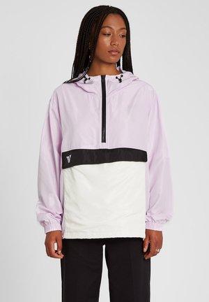 NIDDABREAK JACKET - Outdoor jacket - lavender