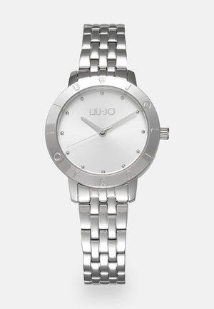 GRETA - Watch - silver-coloured