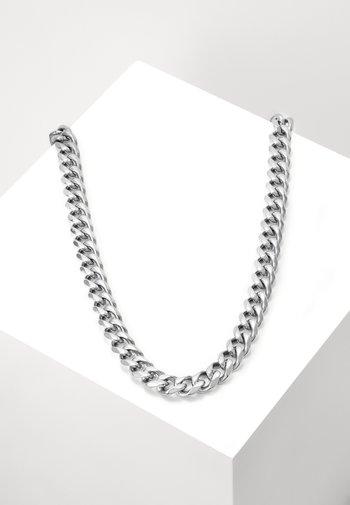 TRANSIT 55CM - Necklace - silver-coloured
