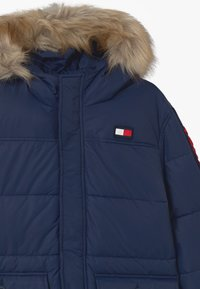 Tommy Hilfiger - ARCTIC TAPE - Winterjas - blue