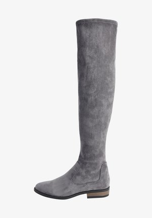FOREVER COMFORT®  - Over-the-knee boots - grey