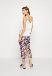 Birgitte Herskind - ALEXIS SKIRT - Pencil skirt - purple - 2