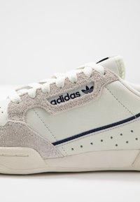 adidas Originals - CONTINENTAL 80 - Tenisky - white tint/grey one/offwhite - 8