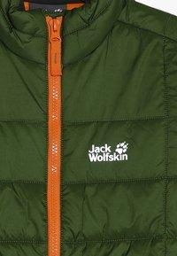 Jack Wolfskin - ARGON JACKET KIDS - Outdoor jacket - deep forest - 5