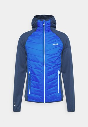 ANDRESON HYBRID - Outdoorjacke - blue