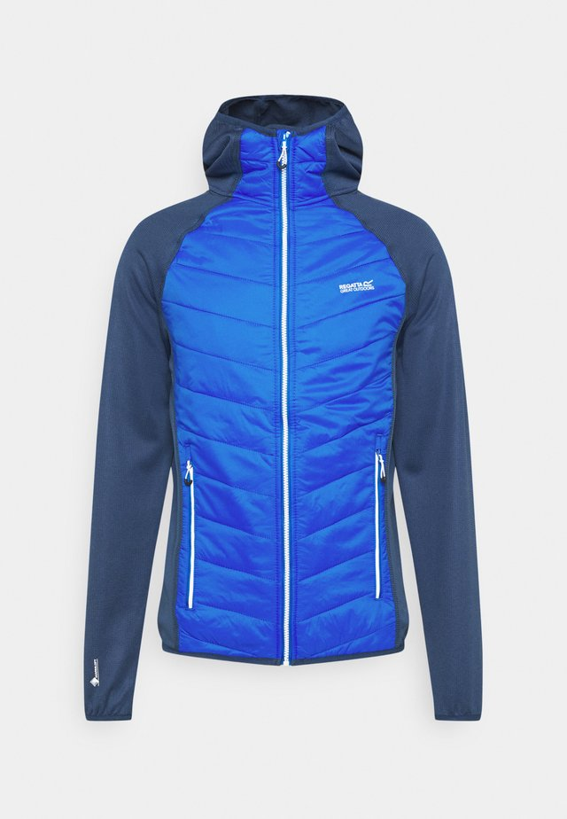 ANDRESON HYBRID - Outdoorjakke - blue