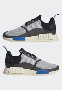 adidas Originals - NMD_R1 - Matalavartiset tennarit - dash grey/core black/glory blue - 7