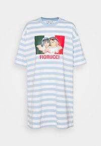 Fiorucci - VINTAGE ANGELS STRIPE DRESS - Jersey dress - multi - 3