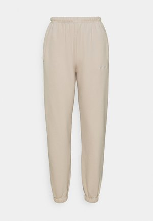 FAITH PANTS - Tracksuit bottoms - stone beige