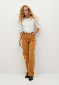 Mango - BABY - Button-down blouse - cremeweiß - 1