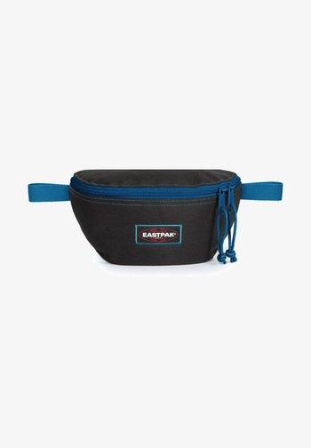 SPRINGER - Bum bag - kontrast mysty