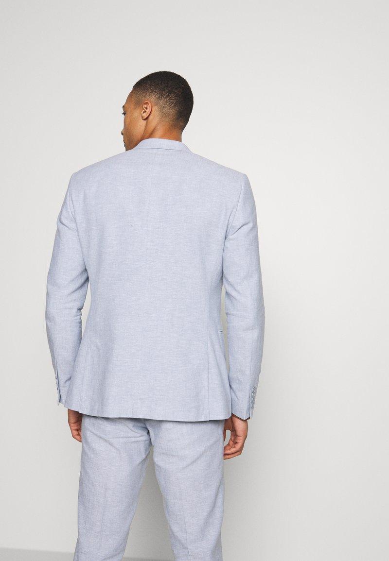 Isaac Dewhirst PLAIN WEDDING - Anzug - blue/blau ogYzur