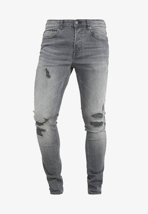 ONSSPUN - Skinny džíny - grey denim