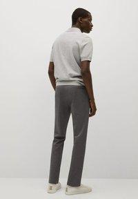 Mango - Poloshirt - gris - 3