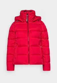 Tommy Hilfiger - GLOBAL STRIPE - Doudoune - primary red - 6