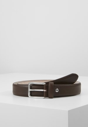 BYRON BELT - Belt business - dark brown